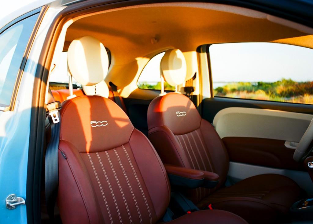 "2016 Fiat 500 ""1957 Edition"""