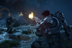 6 Spoilers for 'Gears of War 4'