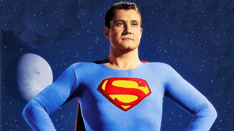 George Reeves in Adventures of Superman
