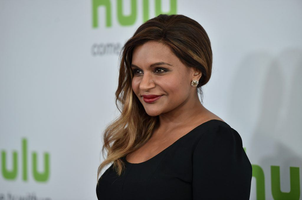 Mindy Kaling   Alberto E. Rodriguez/Getty Images