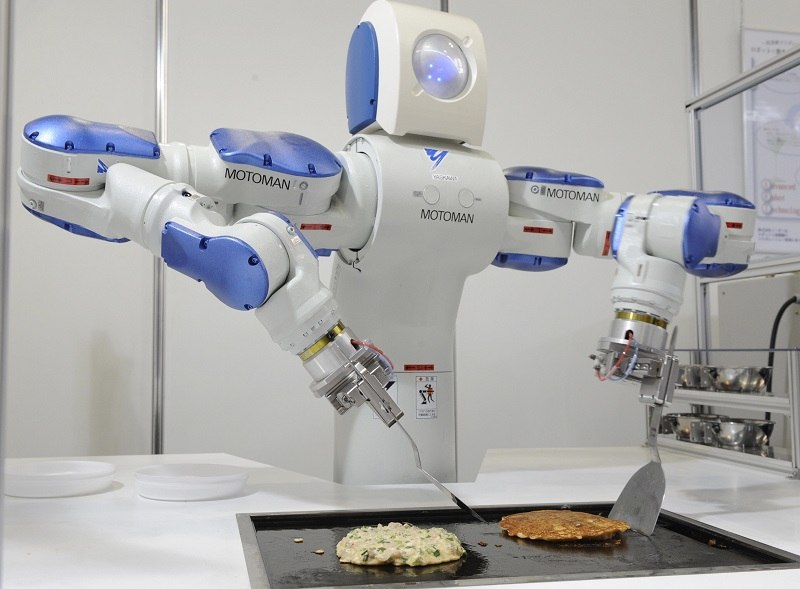 Robots like this one will fundamentally change the economy and lead to job losses