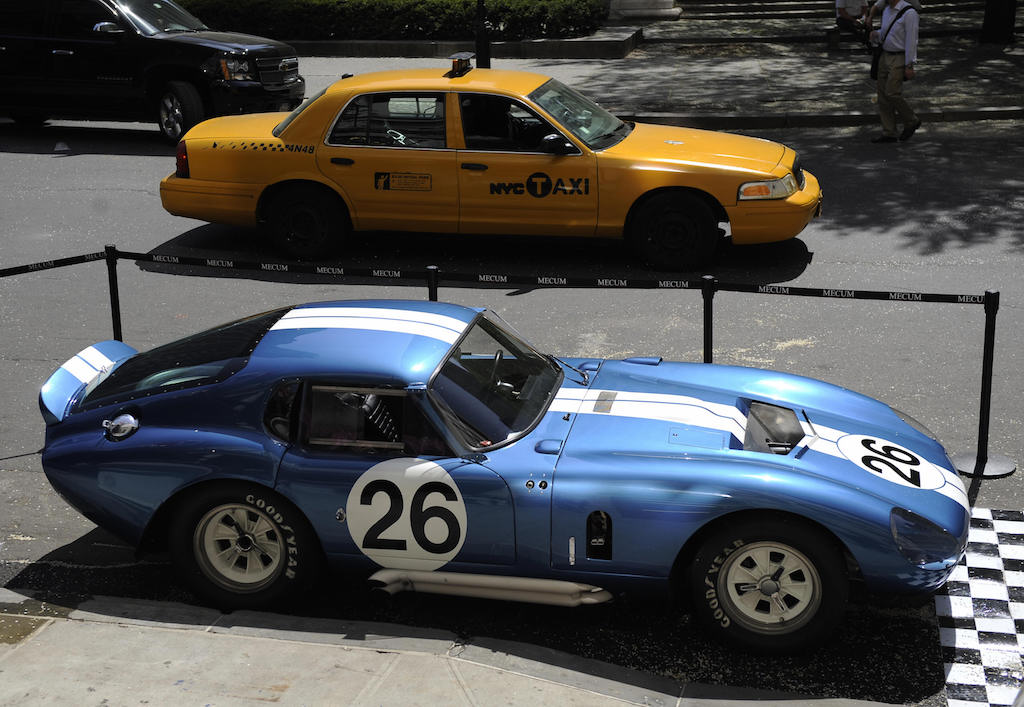 1965 Shelby Daytona Coupe CSX260, May 15, 2009