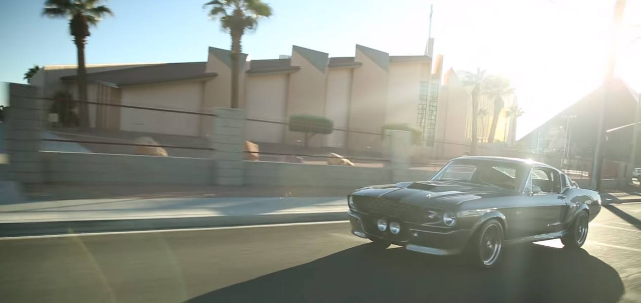 Gone in 60 Seconds 1967 Shelby GT500 Mustang