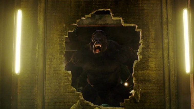 Grodd in The Flash