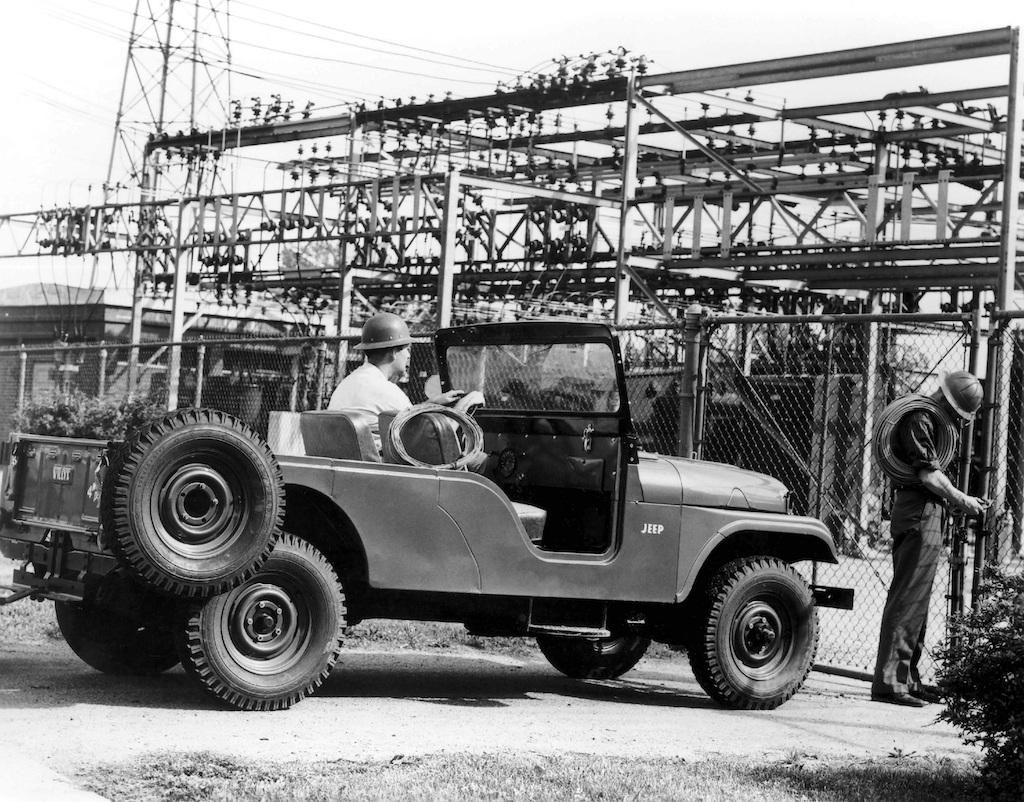1959 Jeep CJ-6