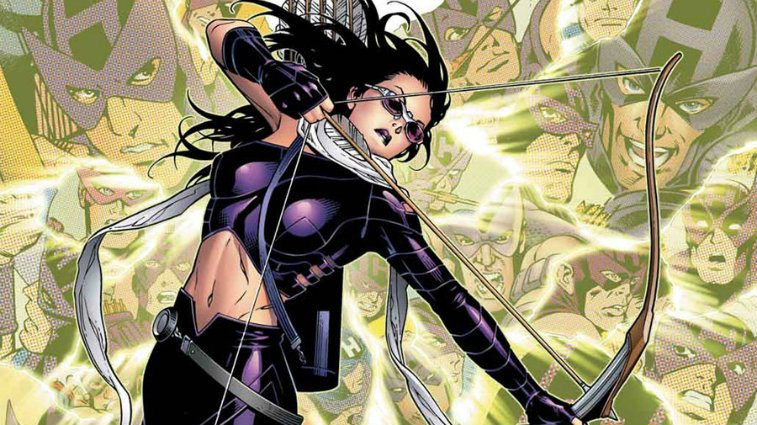 Hawkeye female superhero   Marvel Comics