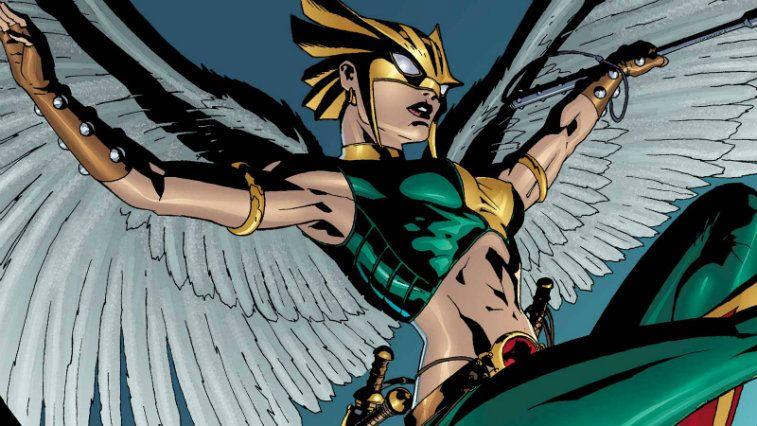 Hawkgirl | DC Comics