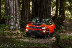 Holy Crap, the 2017 Jeep Compass Actually Looks Great