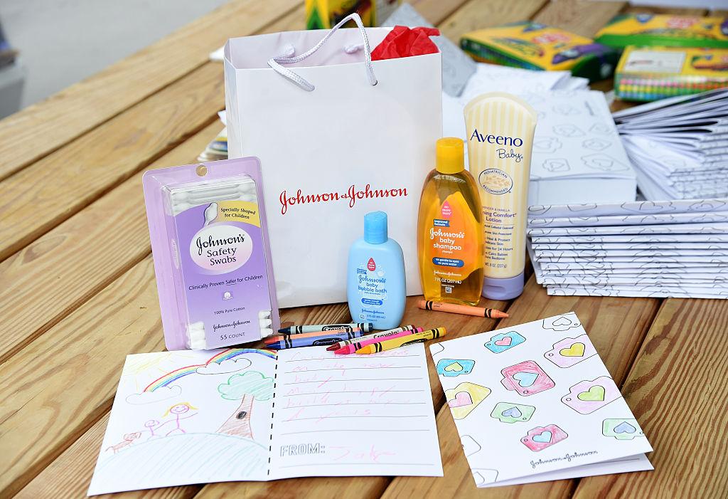 Johnson & Johnson baby products