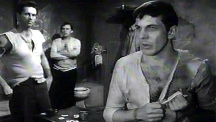 Leonard Nimoy in Deathwatch