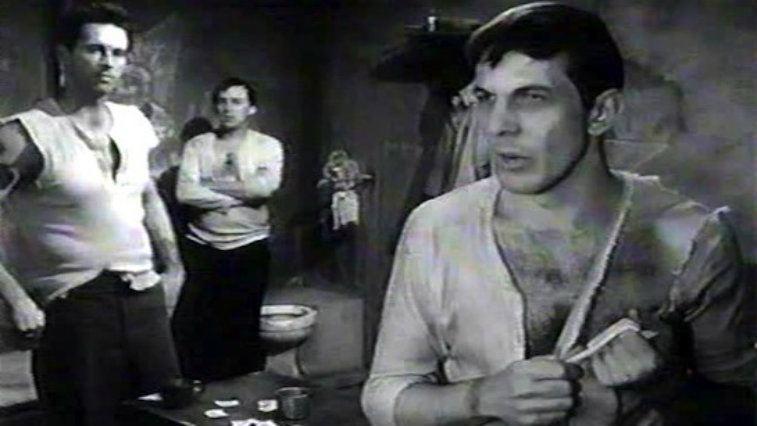 Leonard Nimoy in Deathwatch