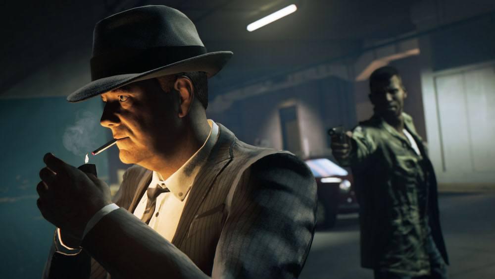 Office takedown in 'Mafia 3'