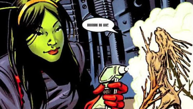 Mantis Marvel Comics