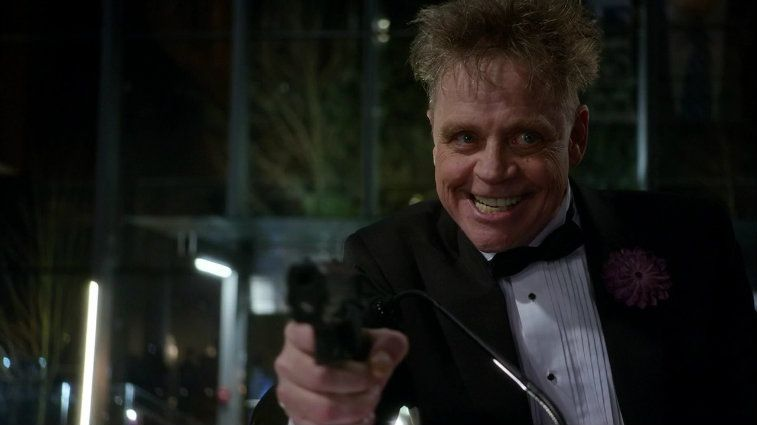 Mark Hamill in The Flash