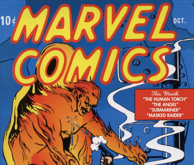 Marvel Comics #1