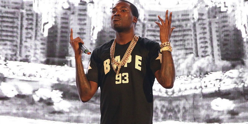 Meek Mill is anti Trump