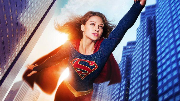 Melissa Benoist in Supergirl   The CW