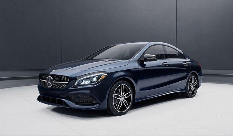2016 Mercedes-Benz CLA