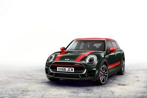 New Mini Clubman Spawns 228-Horsepower John Cooper Works Model