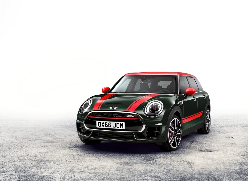 2017 Mini Clubman John Cooper Works