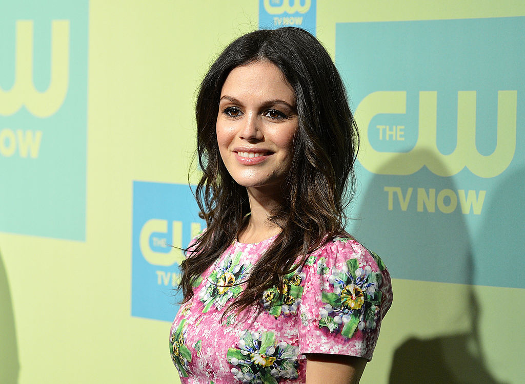 Actress Rachel Bilson attends the CW Network's New York 2014 Upfront Presentation
