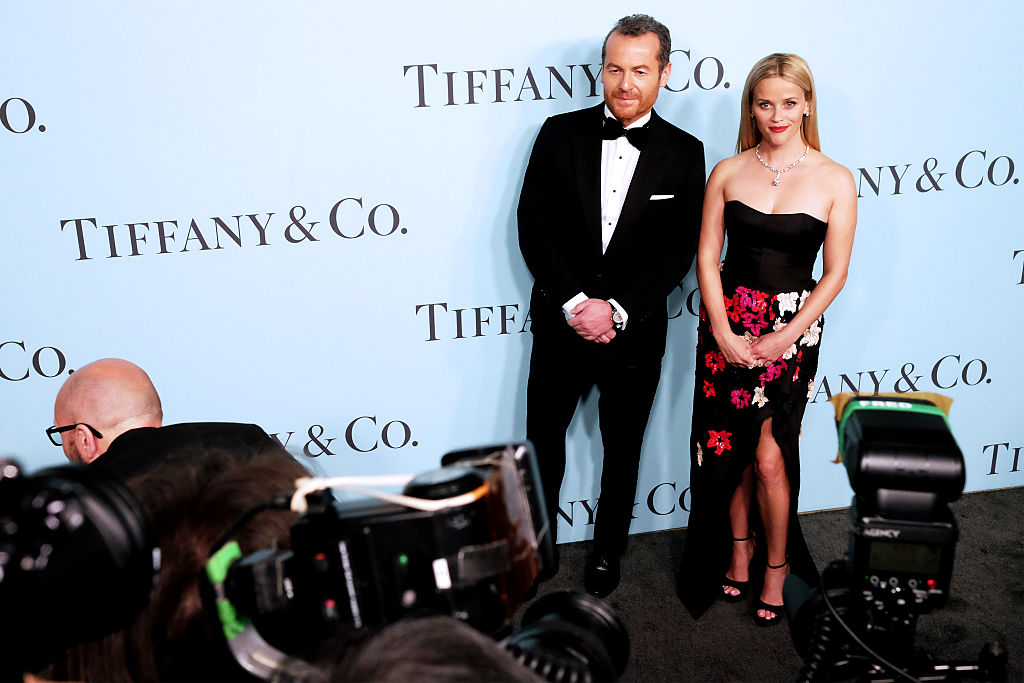 Actress Reese Witherspoon attend the Tiffany & Co. Blue Book Gala