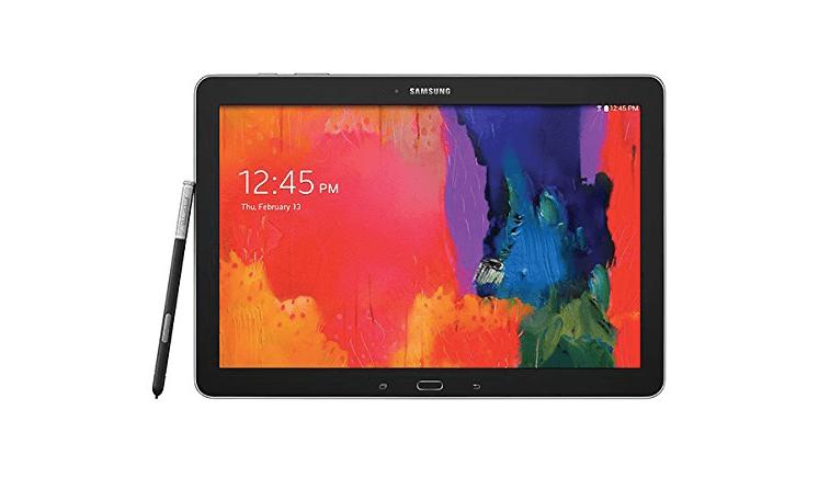 Samsung Galaxy Note Pro Samsung tablet
