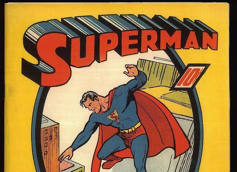 Superman #1 - DC Comics