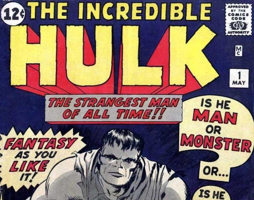The Incredible Hulk #1 - Marvel Comics