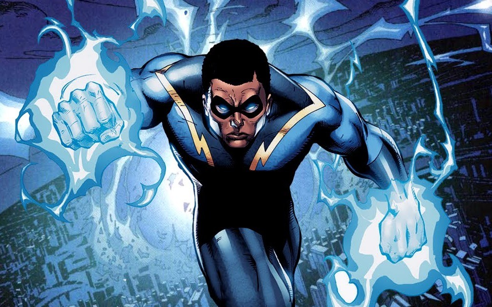 Black Lightning - DC Comics