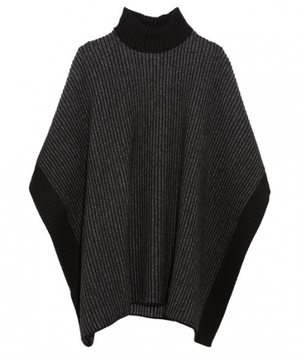 Cape-effect sweater