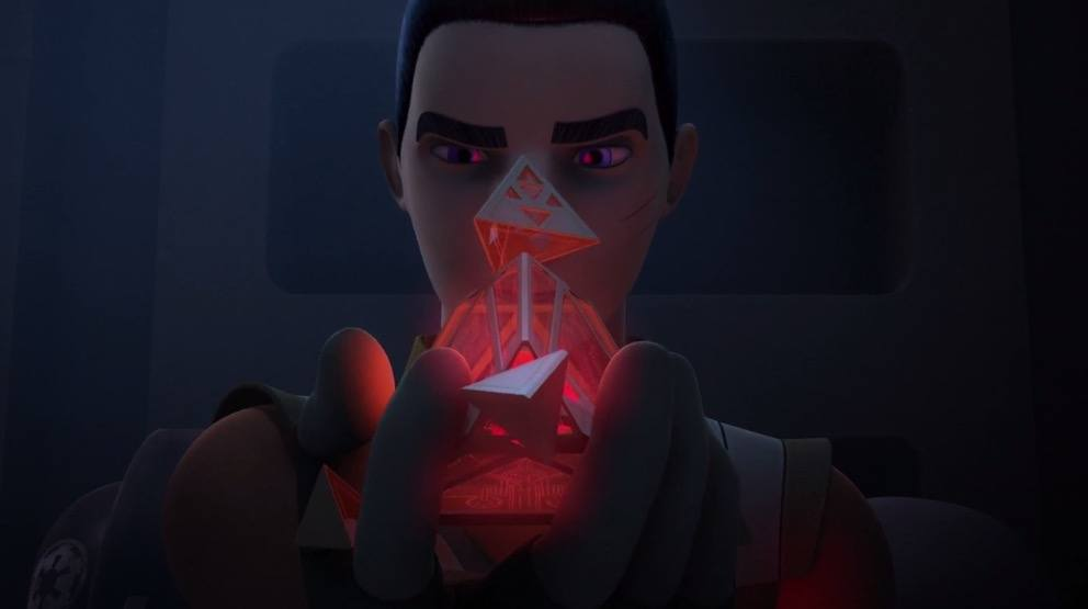 Ezra Bridger - Season 3 premiere Star Wars Rebels