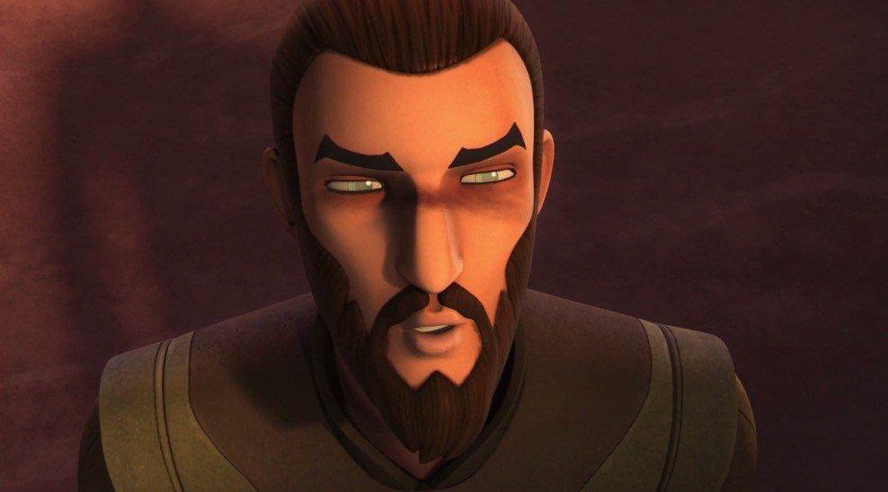 Kanan Jarrus - Star Wars Rebels Season 3