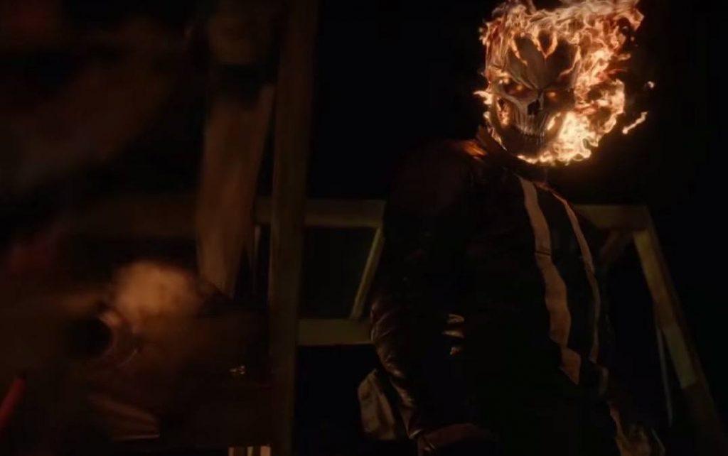 Ghost Rider - Season 4, Agents of SHIELD