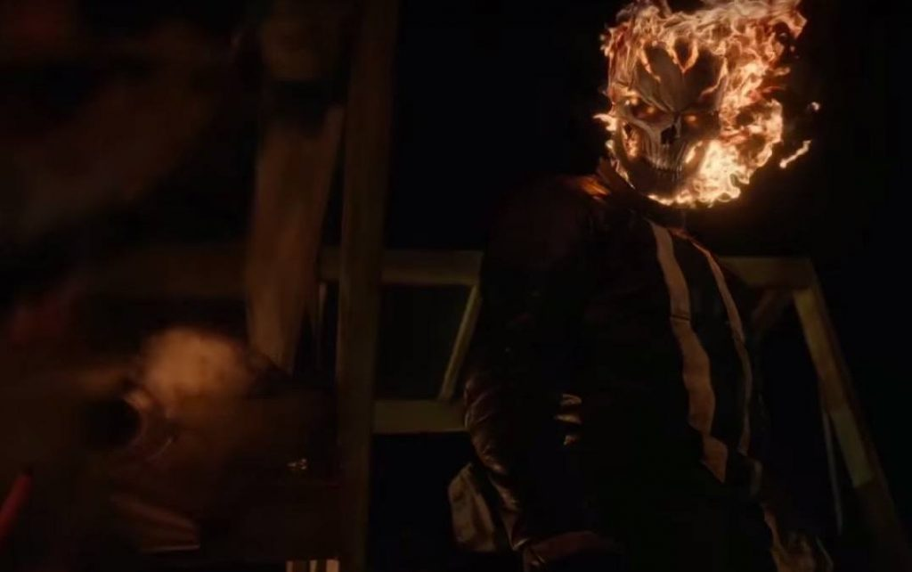 Ghost Rider - Season 4, Agents of SHIELD