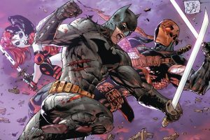 Deathstroke: 5 Things to Know About This Batman Villain