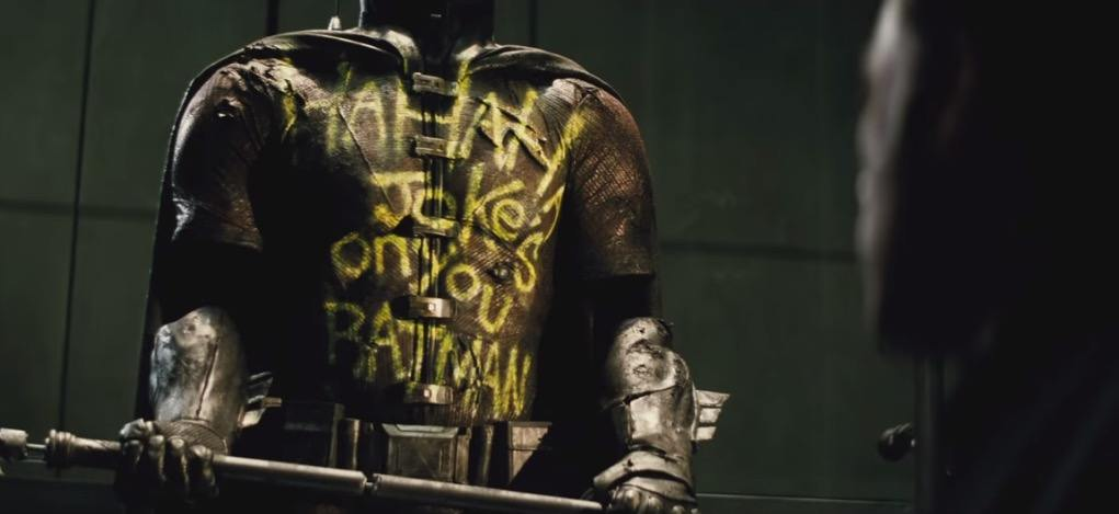 Batman v Superman: Dawn of Justice - Robin