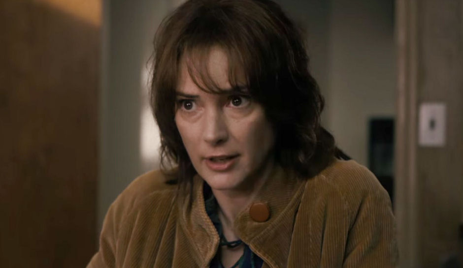 Winona Ryder as Joyce Byers in Stranger Things
