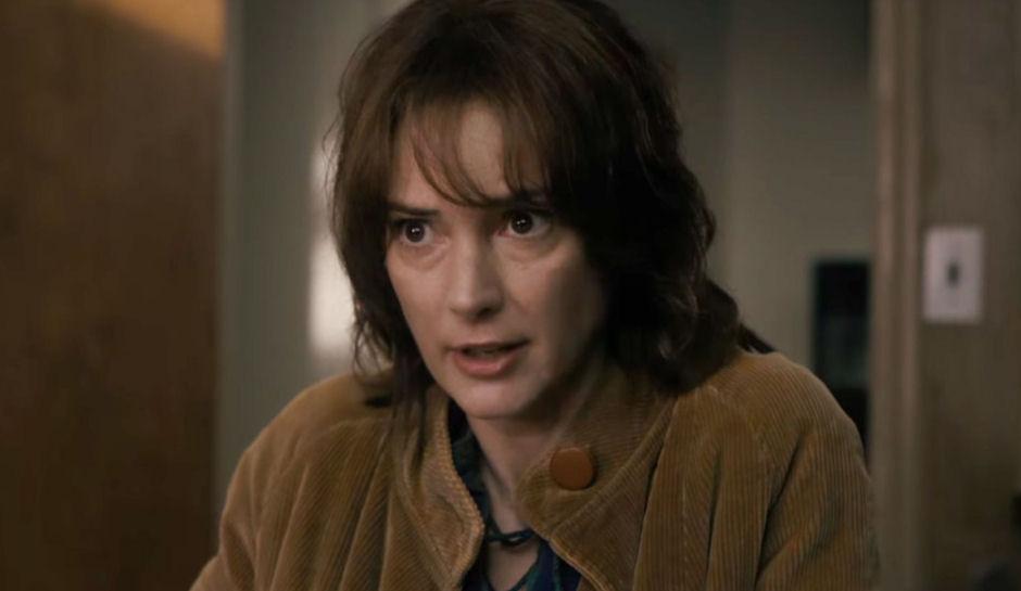 Winona Ryder as Joyce Byers in Stranger Things