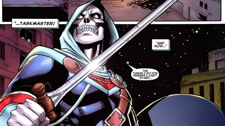 Taskmaster in Marvel Comics
