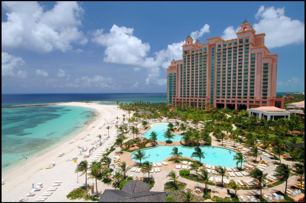 Cove Atlantis Resort in the Bahamas