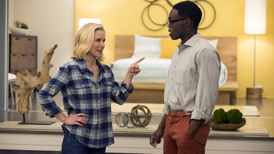 The Good Place - Kristen Bell NBC