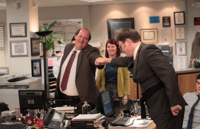 The Office on NBC