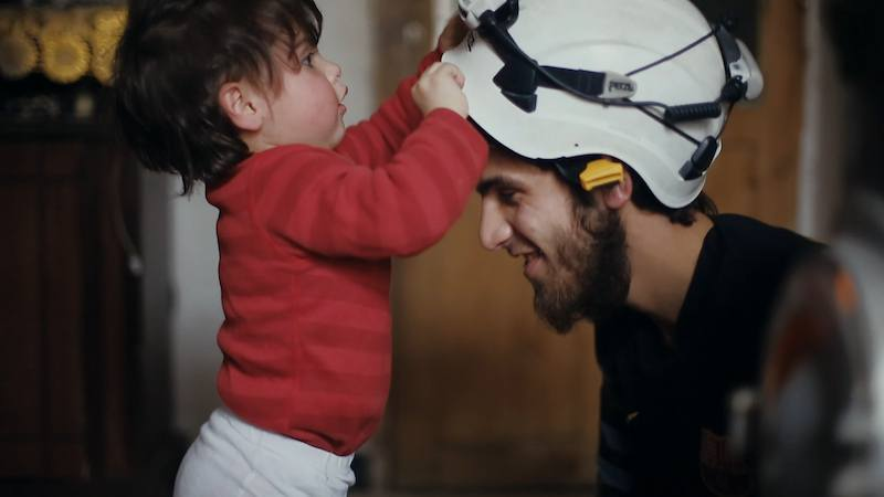 The White Helmets | Netflix