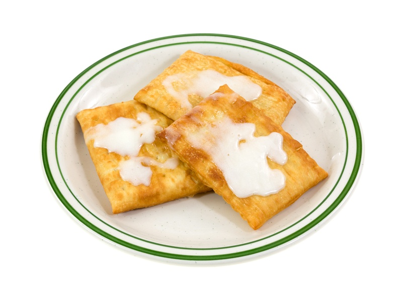 toaster pastries with icing