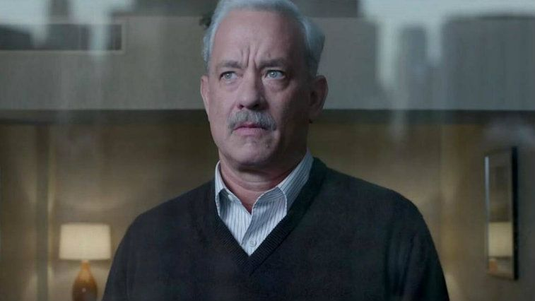 Tom Hanks in Sully