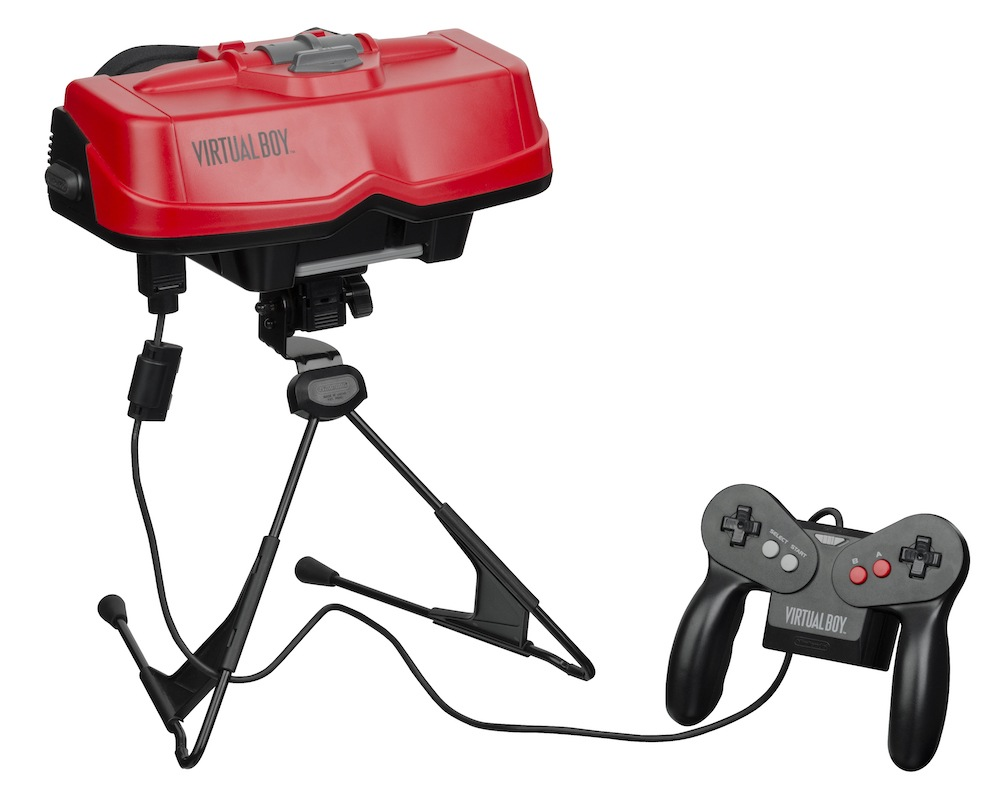 A failed gaming console from Nintendo