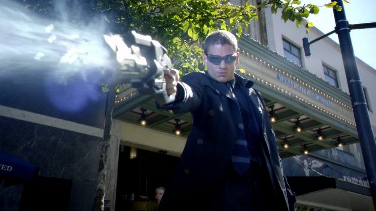 Wentworth Miller in The Flash