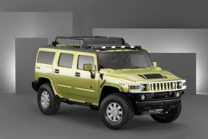 We Need to Talk About the Hummer H2