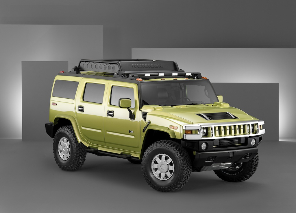 2007 Hummer H2